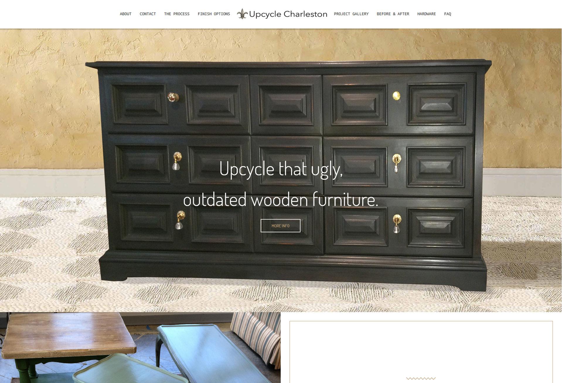 Anchor Media Group Videography Web Design Print Design - Good wood furniture charleston sc
